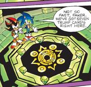 Seven Chaos Emeralds SU
