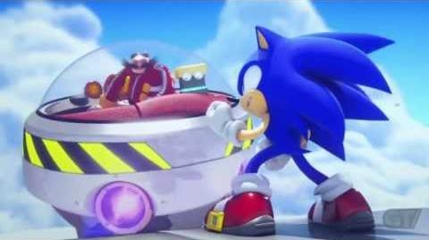 Sonic Lost World - Opening CGI