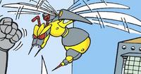 Classic Buzzbomber