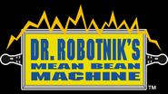 Dr-Robotniks-Mean-Bean-Machine-Logo