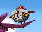 Eggmobile Sonic X