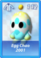 Card 112 (Sonic Rivals)