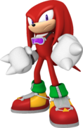 Sonic-Free-Riders-Characters-artwork-Knuckles