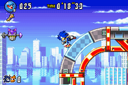 Spina - Sonic Advance 3