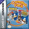 Combo Pack Sonic Advance Sonic Pinball Party