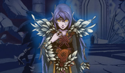 Merlina mentions Mordred
