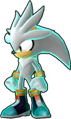 File:Sonic Runners ESP Silver model.png