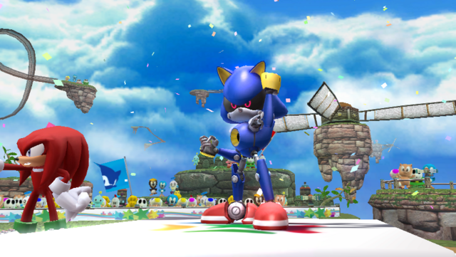 File:Dream Discus Awards Ceremony - Metal Sonic - 1st Medal.png