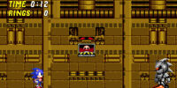 Death Egg Zone (Sonic the Hedgehog 2)