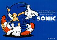 SA Sonic Original