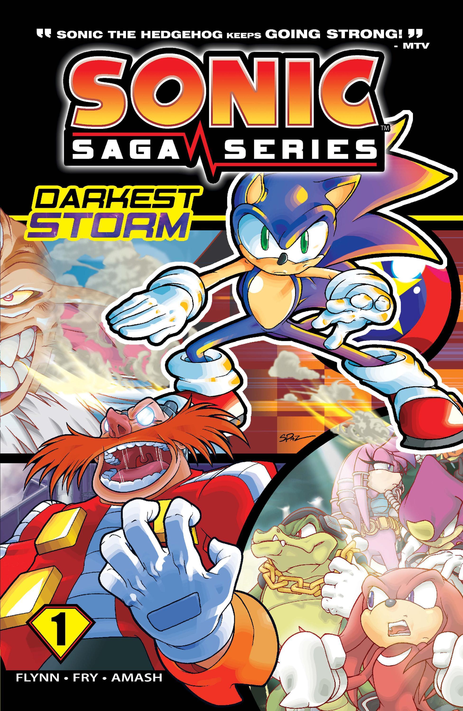 Sonic Saga Series Sonic News Network Fandom Powered By