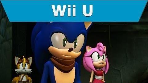 Wii U -- Sonic Boom E3 Trailer