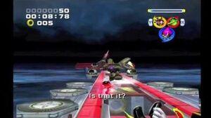 Sonic Heroes Egg Emperor (Team Chaotix)