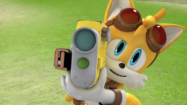 File:Tails holding the camera.png