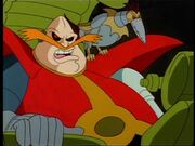 Robotnik and Cluck