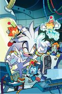 Sonic universe 80 cover by herms85-d8xyzhc