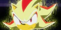 Super Shadow (Sonic X)