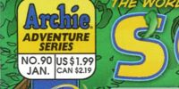 Archie Sonic the Hedgehog Issue 90