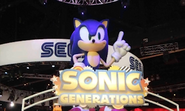 Sonic Generations 3DS artwork 32