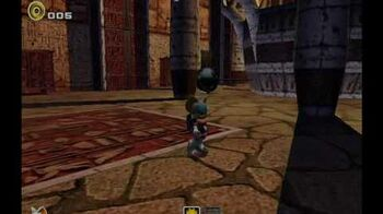 Sonic Adventure 2 Battle (GC) Egg Quarters Mission 5 A Rank