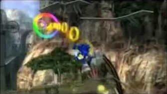 Sonic '06 Commercial Enter The Sonic Age