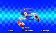 Sonic Generations 3DS model 1