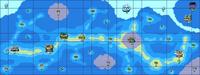 Sea Chart Sonic Rush Adventure