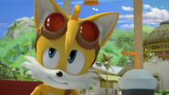 Tails thinking