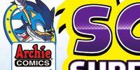 Archie Sonic Super Special Magazine Issue 11