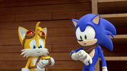 Sonic and Tails communicators