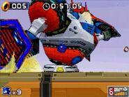 Egg King Sonic Battle
