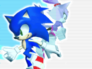 Sonic Rush Menu (Sonic)
