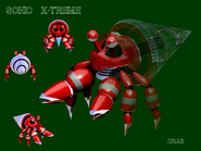 X-tremeCrab3D