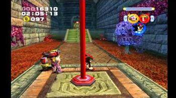 Sonic Heroes Hang Castle (Team Dark)
