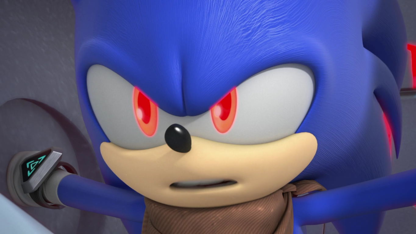 Sonic x screenshots sonic the hedgehog image sonic x episode 64 a - Evil Sonic 3 Png