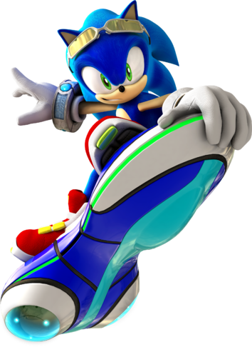 File:Sonic The Hedgehog - Artwork (1).png
