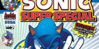 Archie Sonic Super Special Magazine Issue 7