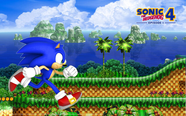 File:Sonic The Hedgehog 4 - Episode 1- Wallpaper - (4).jpg