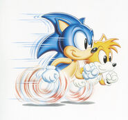 Sonic2 MD US Art Bundle