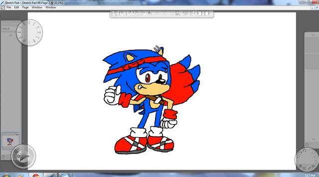 File:James the Hedgehog By Metal.png