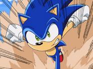 Ep21 Sonic dashing