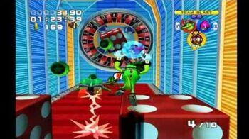Sonic Heroes Bingo Highway (Team Chaotix)