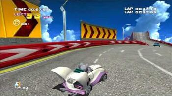 Sonic Adventure 2 (PS3) Route 280 Mission 2 A Rank