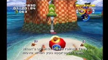 Sonic Heroes Seaside Hill (Team Dark)-0