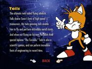 Miles Tails prower sonic ova
