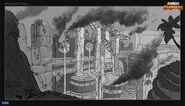 Destroyed Village (Rise of Lyric)
