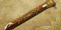 Scabbard of Excalibur