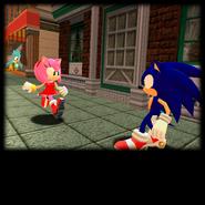 Sonic Adventure Credits (Sonic 15)