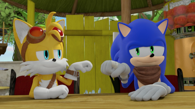 File:Sonic and Tails fist bump.png