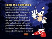Sonic ova sonic